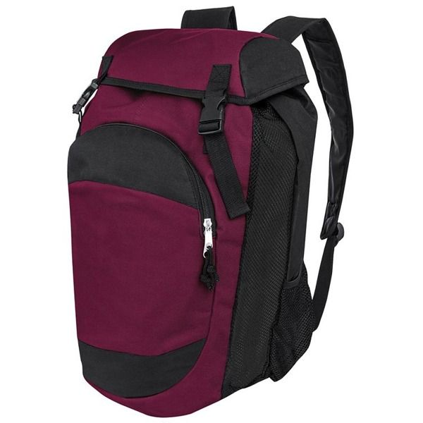 High Five Gearbag Maroon Soccer Backpack - model 27870M