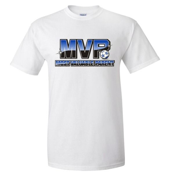 Most Valuable Parent Soccer T-Shirt - model 12312