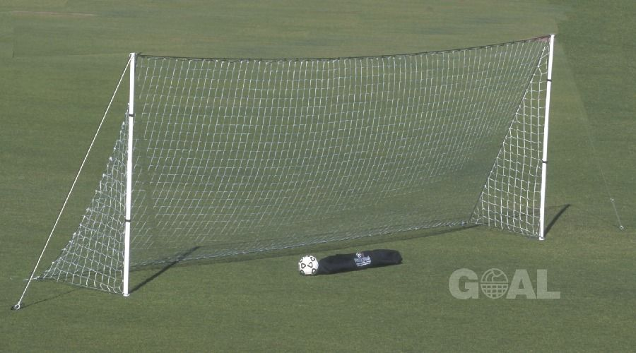 Goal Sporting Goods Soccer PowerGoal 7' x 18' - model PG718