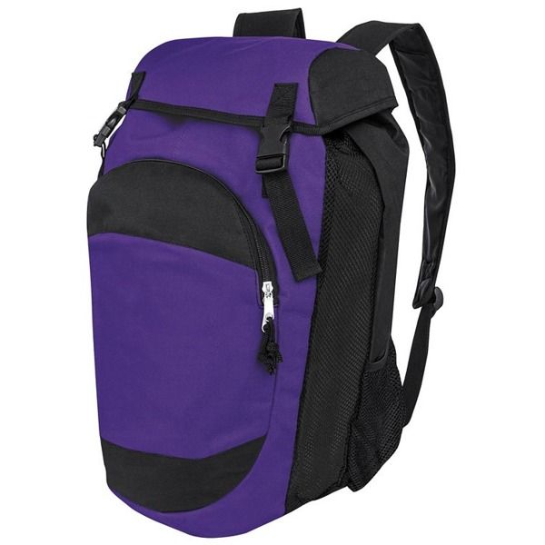 High Five Gearbag Purple Soccer Backpack - model 27870PR