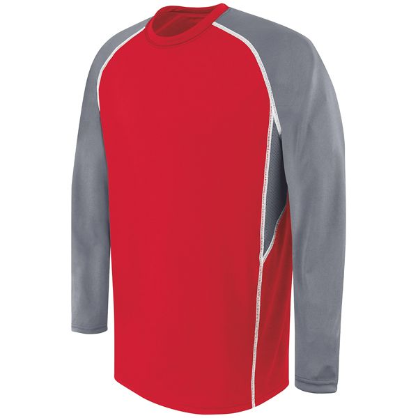High Five Evolution Long Sleeve Soccer Jersey - model 72310