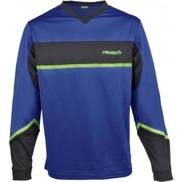 Reusch Razor Blue/Green Goalkeeper Jersey - model 3511104B