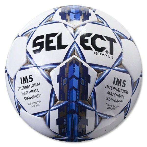 Select Royale Blue Soccer Ball - model 0125466901