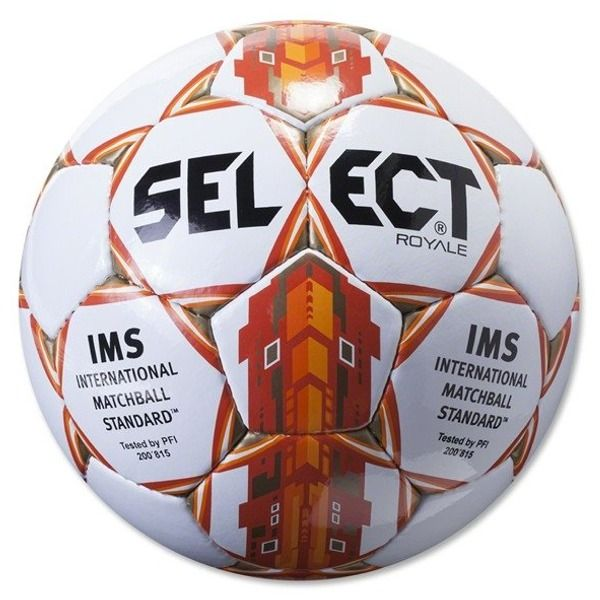 Select Royale Orange Soccer Ball - model 0125466904