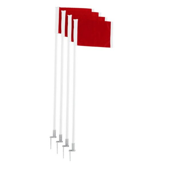 Soccer Corner Flags (with Spring Base) - model SCF30