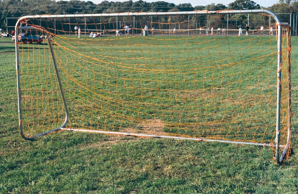 Goal Sporting Goods League 4x9 Soccer Goal - model SLG49