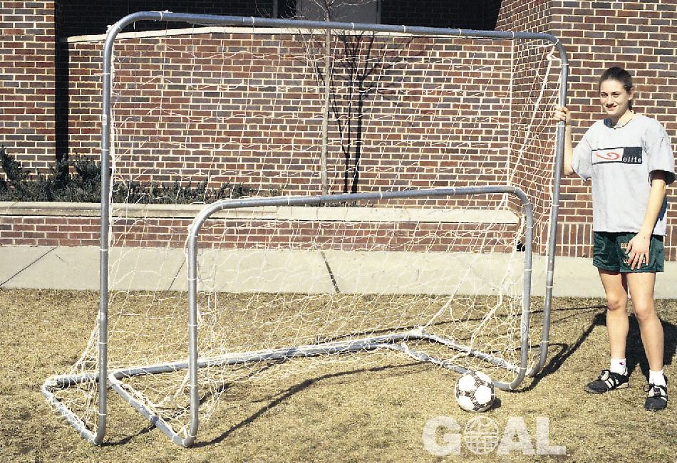Goal Sporting Goods Striker 6x8 Small Sided Soccer Goal - model STRIKER68