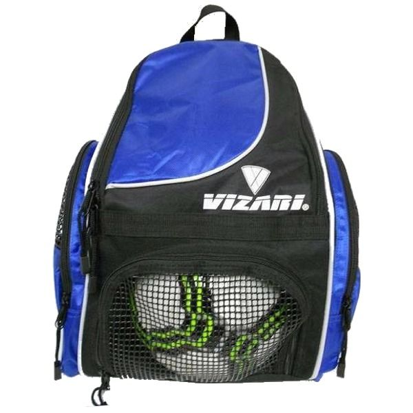 Vizari Solano Royal Blue Soccer Backpack - model 30142