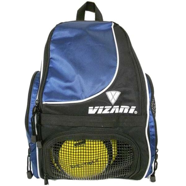 Vizari Solano Navy Blue Soccer Backpack - model 30144