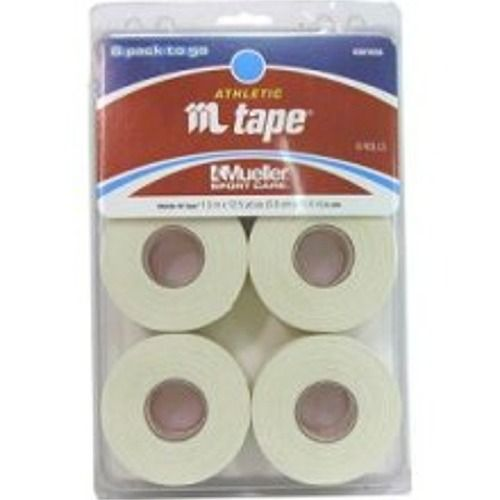 Mueller Athletic Tape (6 Pack) - model M430105s