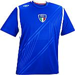Xara Italy International Soccer Jersey - model 1086ITL