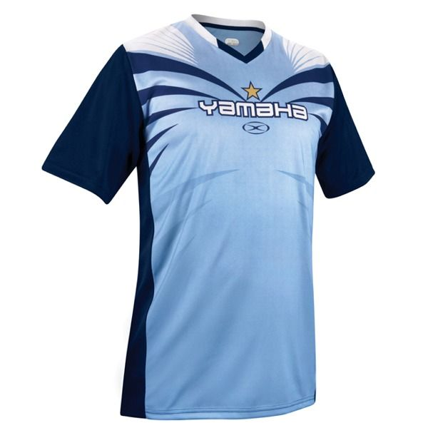 Xara Yamaha Champions II Soccer Jersey - model 1041YAM