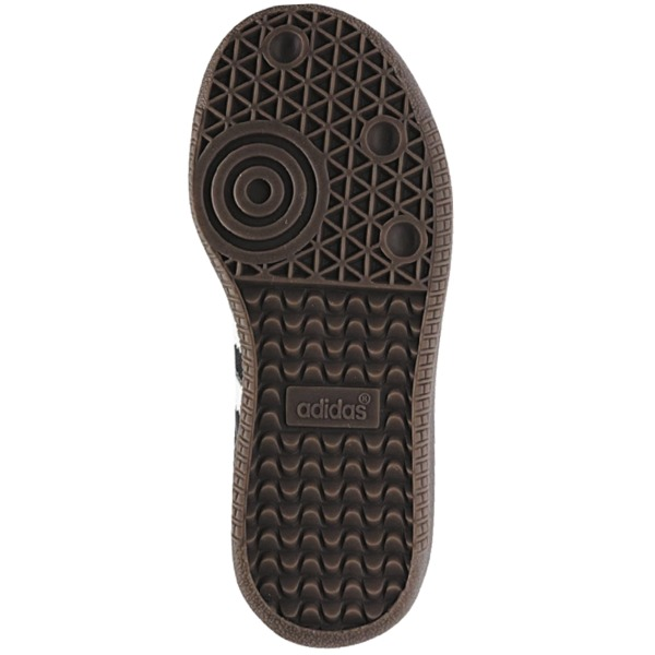 eb5bf0294978e adidas Samba Classic J Black Youth Indoor Shoes - model 036516 ...
