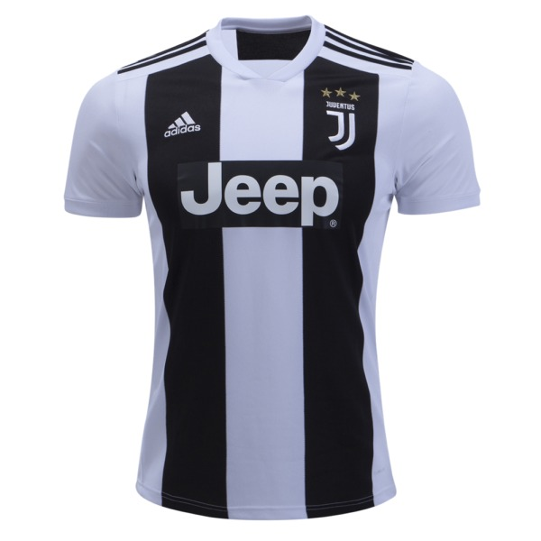 4f44d2289 adidas Juventus 2019 Official Home Soccer Jersey - model CF3489
