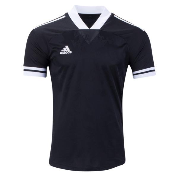 adidas Condivo 20 Soccer Jersey - model FT7256 - SoccerGarage.com