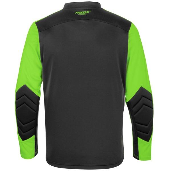bcc61484cd3 Reusch Golhero Green Gecko Cool Gray Soccer Goalkeeper Jersey - model  3711300-667