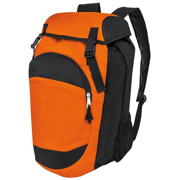 7222cc653 High Five Gearbag Orange Soccer Backpack - model 27870O ...