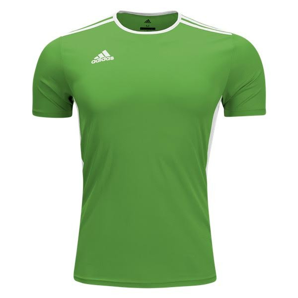 adidas Entrada 18 Youth Soccer Jersey - model CF1041 ...