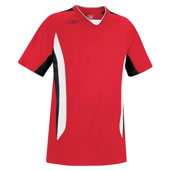 Xara Hawthorne Soccer Jersey - model 1098