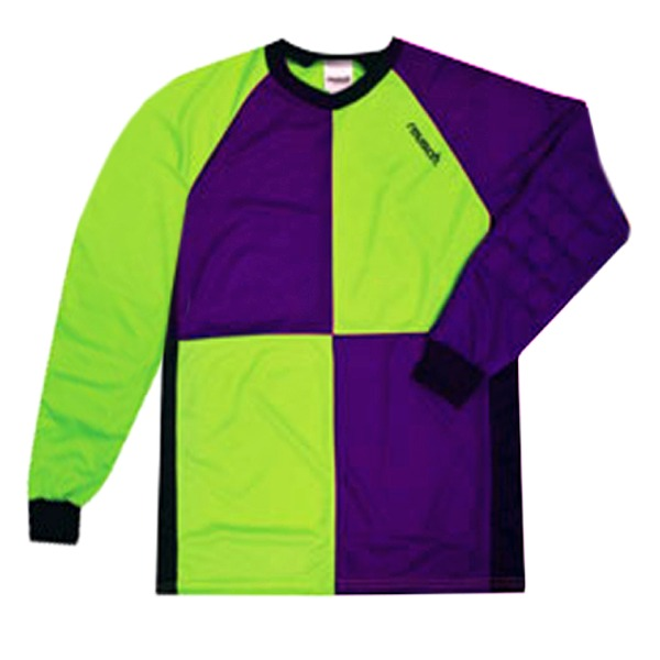 info for aa5c8 4df4c Reusch Harliquin Squares Green/Purple Soccer Goalkeeper ...