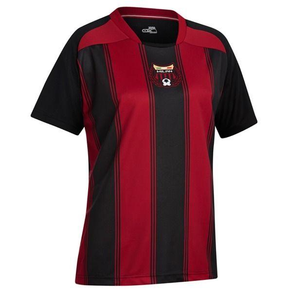 9baabe9601e Xara AC Milan Champion Soccer Jersey - model 1025MIL - SoccerGarage.com
