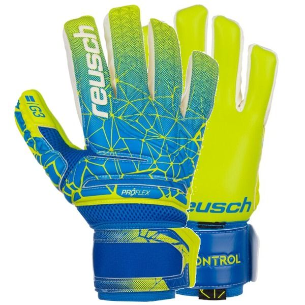 62460bb185d46 Reusch Fit Control G3 Negative Cut Finger Support Goalkeeper Gloves - model  3970936