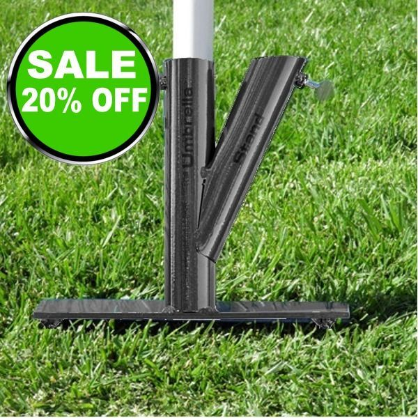 Umbrella Holder Anchor Stand - model UHAS is $24 (20% off)