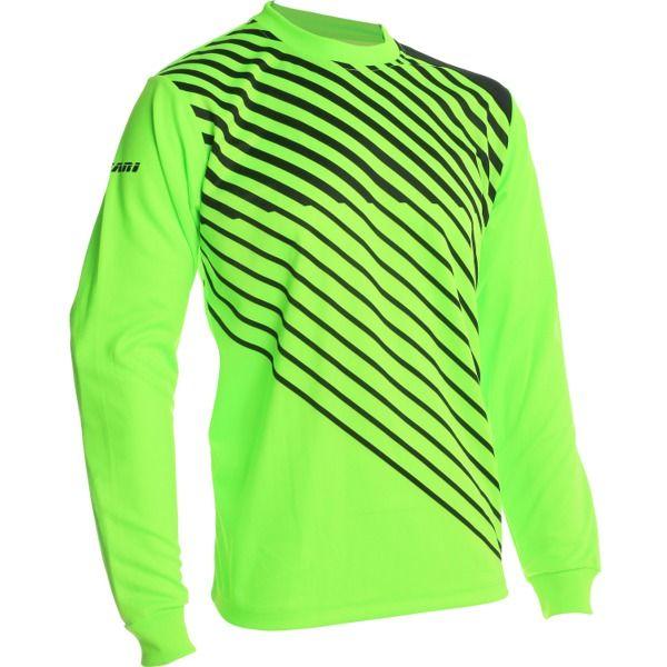 Vizari Arroyo Green Black Soccer Goalkeeper Jersey Model 60042