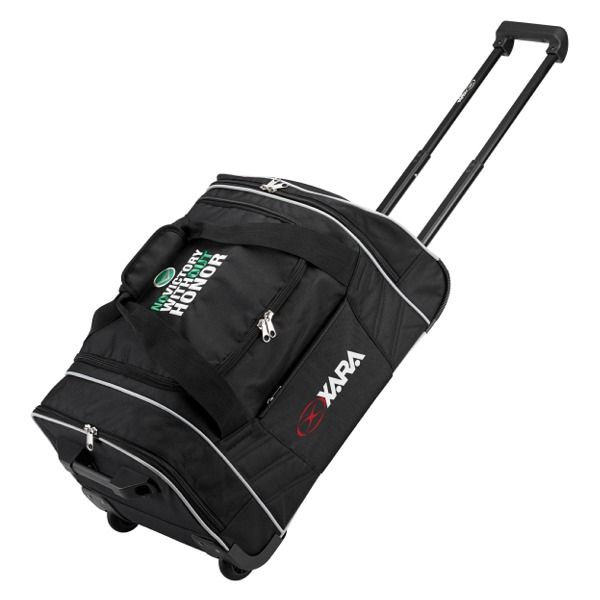 c7658cbeb14c Xara Traveler Wheel Bag - model 7013