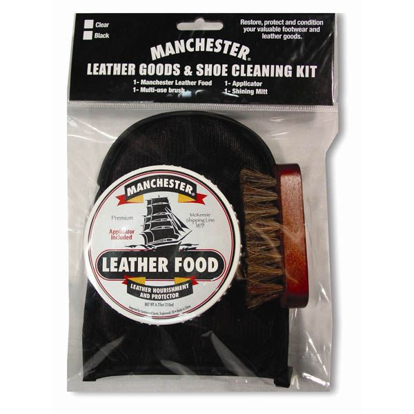 Manchester Leather Food Accessories Kit - model 7995