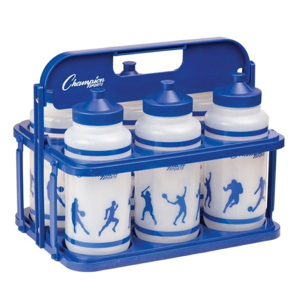 Water Bottle And Carrier Set Model