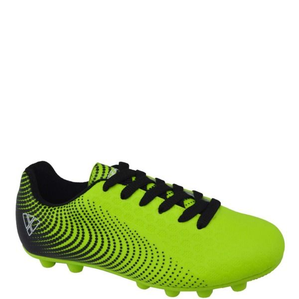 a897a17b4 Vizari Stealth FG Green Black Youth Firm Ground Soccer Cleats - model 93352