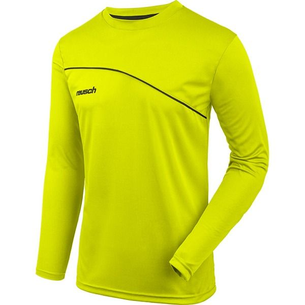 9ab12778537 Reusch Match Prime Safety Yellow Padded Long Sleeve Goalkeeper Jersey -  model 3811700-206