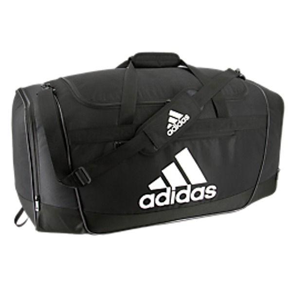 1fe25d7763 adidas Defender III Large Black Duffel Bag - model 5143953