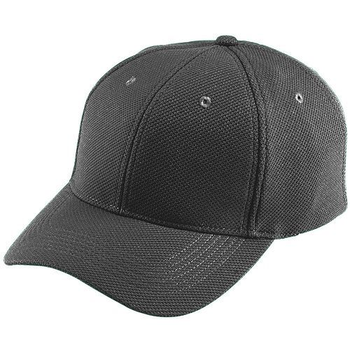 Adjustable Wicking Mesh Baseball Hat - model 6265