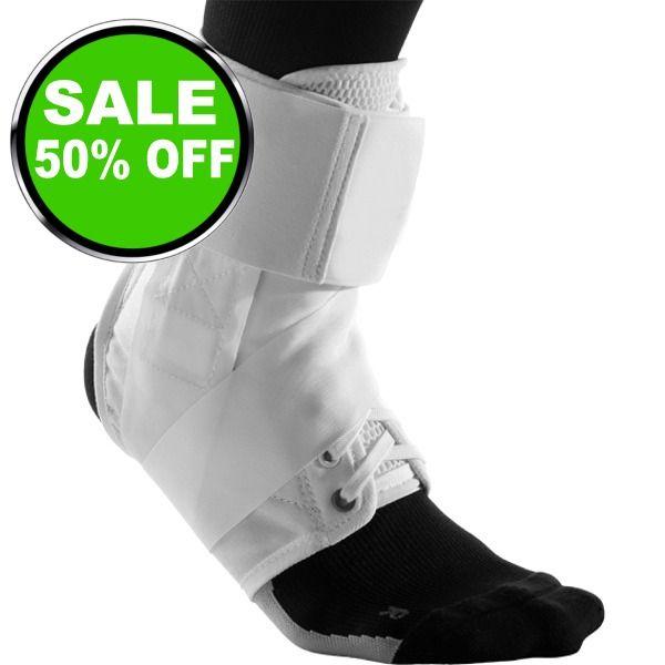 McDavid Ultralite Laced Ankle Brace - model 195R is $15 (50% off)