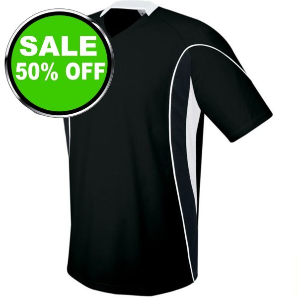 High Five Helix Soccer Jersey - model 322740 is $13 (50% off)