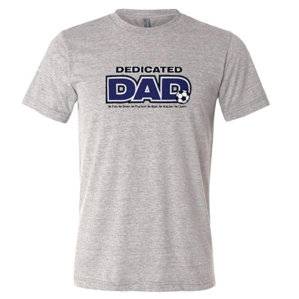 2e99bba6768f5 Dedicated Dad T-Shirt - model 12180