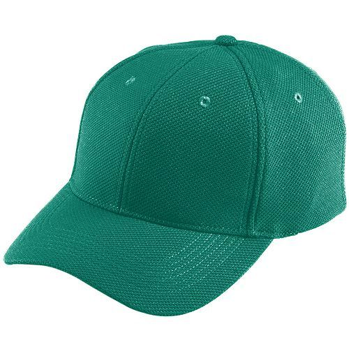 Adjustable Wicking Mesh Baseball Hat - model 6265a