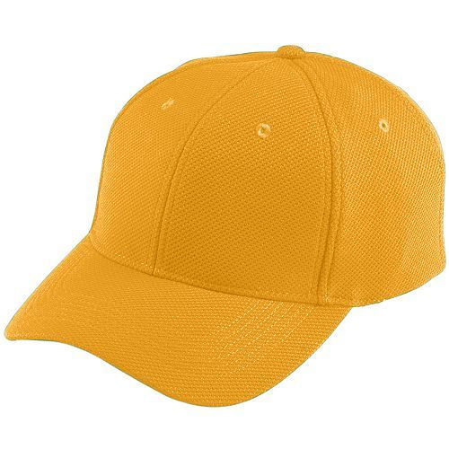 Adjustable Wicking Mesh Baseball Hat - model 6265b