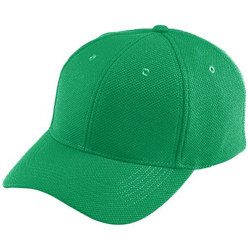 Adjustable Wicking Mesh Baseball Hat - model 6265c