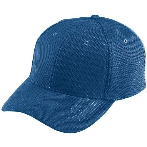 Adjustable Wicking Mesh Baseball Hat - model 6265e