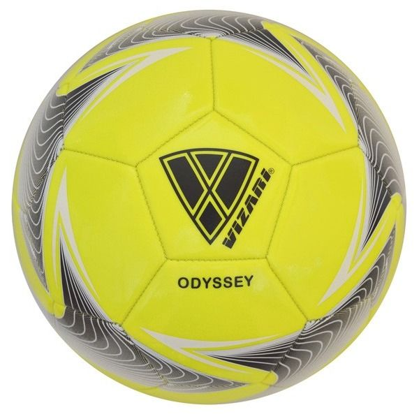 Vizari Odyssey Yellow Soccer Ball - model 91763 7d01675c5b9bb