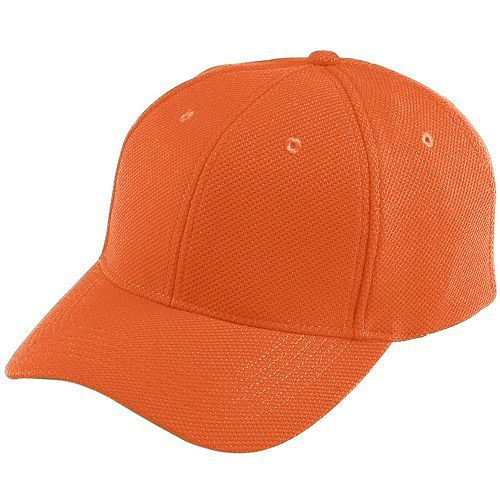 Adjustable Wicking Mesh Baseball Hat - model 6265f