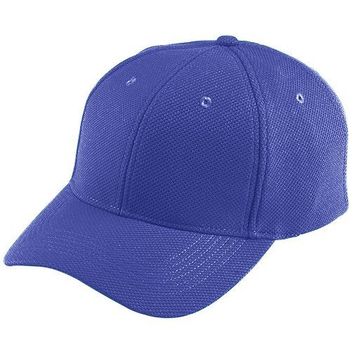 Adjustable Wicking Mesh Baseball Hat - model 6265g