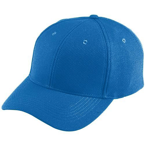 Adjustable Wicking Mesh Baseball Hat - model 6265i