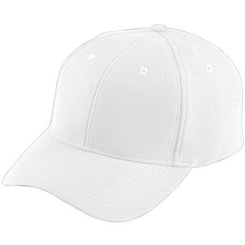 Adjustable Wicking Mesh Baseball Hat - model 6265j